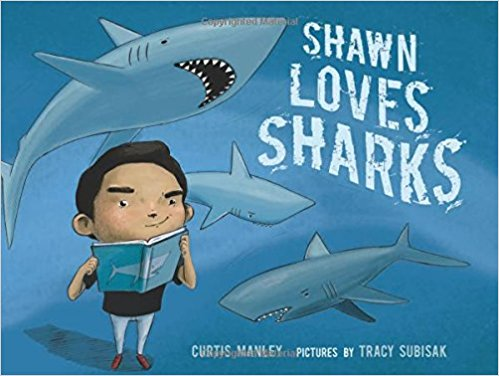 Shaun loves sharks
