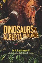 dinsoaurs of the Alberta Badlands